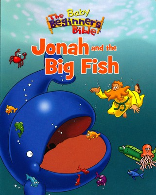 Baby Beginner's Bible: Jonah and the Big Fish  -     By: Zondervan