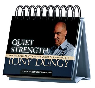 Quiet Strength Daybrightener  -     By: Tony Dungy