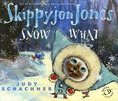 Skippyjon Jones Snow What  -     By: Judy Schachner