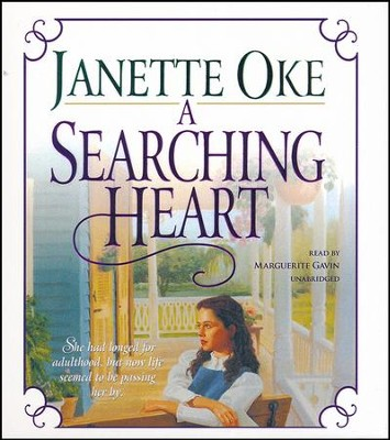 A Searching Heart - unabridged audiobook on CD  -     By: Janette Oke