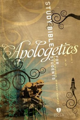HCSB Apologetics Study Bible for Students - eBook   -     Edited By: Sean McDowell