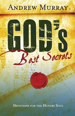 God's Best Secrets (Devotional) - eBook  -     By: Andrew Murray