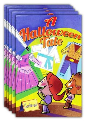 A Halloween Tale (Redesign) (ESV), Pack of 25 Tracts   -     By: Christin Ditchfield