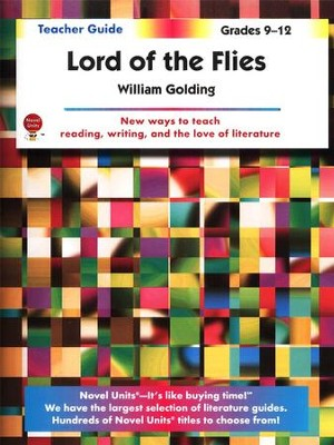 Lord of the Flies, Novel Units Teacher's Guide, Grades 9-12   -     By: William Golding