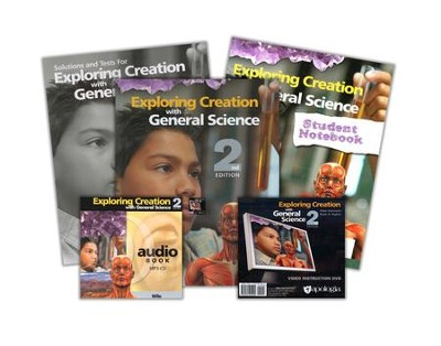 Exploring Creation with General Science Super Set (2nd Edition)  -