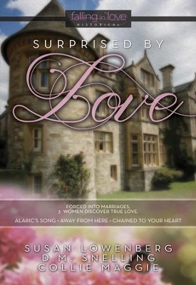 Surprised by Love: 3 in 1 Collection - eBook  -     By: Susan Lowenberg, D.M. Snelling, Collie Maggie