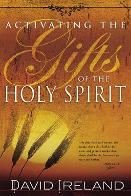Activating the Gifts of the Holy Spirit - eBook  -     By: David Ireland