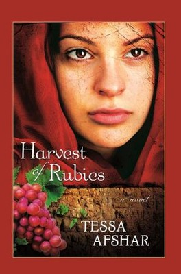 Harvest of Rubies Large Print  -     By: Tessa Afshar