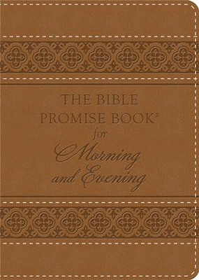 The Bible Promise Book for Morning & Evening - eBook  -