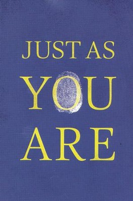 Just As You Are (ESV), Pack of 25 Tracts   -