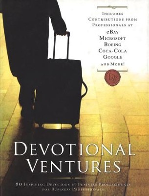 Devotional Ventures - eBook  -     Edited By: Cory Cleek     By: Cory Cleek, Ed.