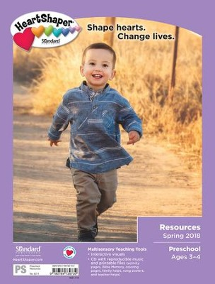 HeartShaper: Preschool Resources, Spring 2018  -