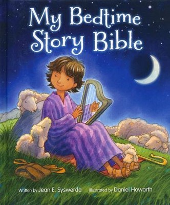 My Bedtime Story Bible  -     By: Jean E. Syswerda
