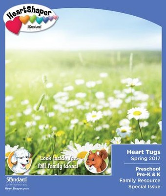 HeartShaper: Heart Tugs, Spring 2017 (pack of 5)   -