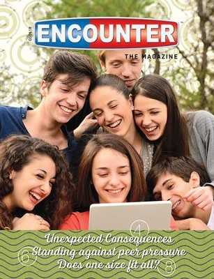 Encounter &#153-The Magazine, Spring 2018  -