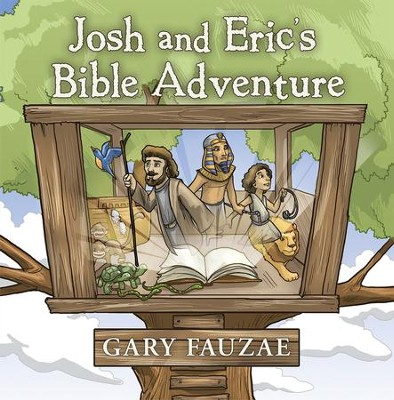 Josh and Erics Bible Adventure - eBook  -     By: Gary Fauzae
