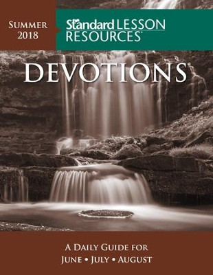 Standard Lesson Resources: Devotions &#174 Pocket Edition, Summer 2018  -