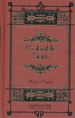 Probable Sons  -     By: Amy LeFeuvre