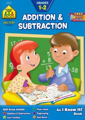 Addition & Subtraction, Grade 1   -
