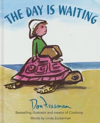 Day is Waiting  -     By: Linda Zuckerman