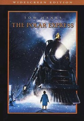 The Polar Express DVD   -