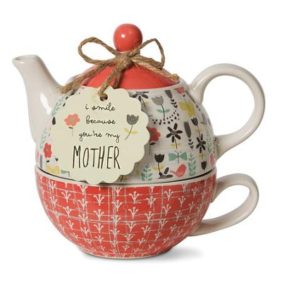 I Smile Because You're My Mother, Tea for One   -