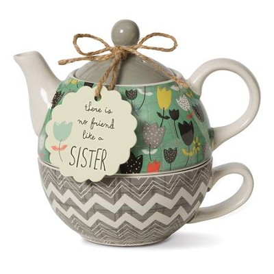There Is No Friend Like A Sister, Tea For One  -