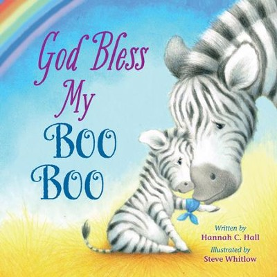 God Bless My Boo Boo - eBook  -     By: Hannah Hall