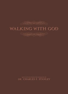 Walking With God - eBook  -     By: Charles Stanley