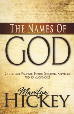 Names Of God  -     By: Marilyn Hickey