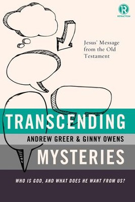 Transcending Mysteries: Who Is God, and What Does He Want from Us? - eBook  -     By: Ginny Owens