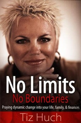 No Limits No Boundaries  -     By: Tiz Huch