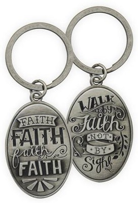 Faith, Keychain  -