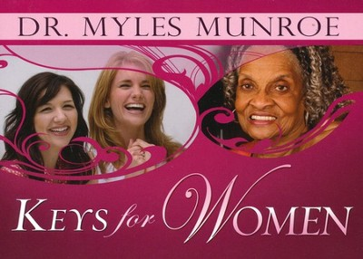 Keys For Women  -     By: Myles Munroe
