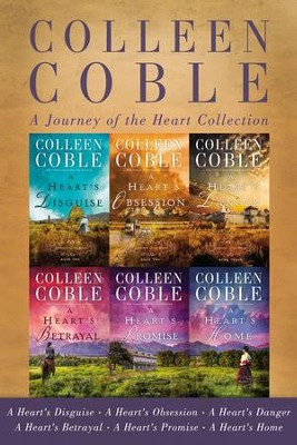 A Journey of the Heart Collection                              -     By: Colleen Coble
