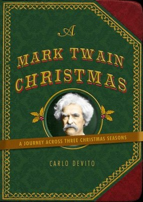 A Mark Twain Christmas - eBook  -     By: Carlo DeVito