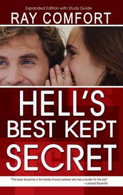 Hell's Best Kept Secret (Expanded Edition With Study Guide) - eBook  -     By: Ray Comfort