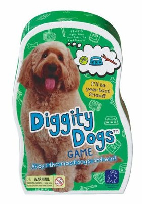 Diggity Dogs Game   -