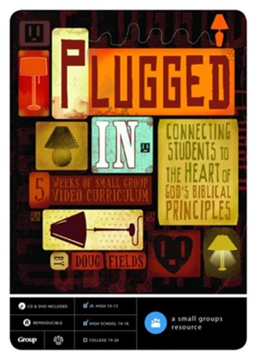 Plugged In: 5-Week DVD Curriculum  -     By: Doug Fields