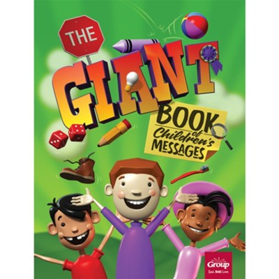 The Giant Book of Children's Messages  -