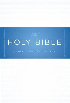 Thinline Reference Bible: Modern English Version (MEV) - eBook  -