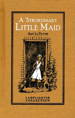A 'Strordinary Little Maid   -     By: Amy Lefeuvre