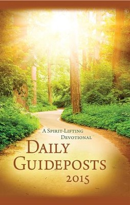 Daily Guideposts 2015: Daily Guideposts 2015 - eBook  -     By: Guideposts Editors