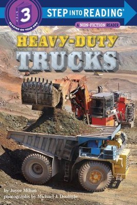 Heavy-Duty Trucks - eBook  -     By: Joyce Milton, Michael J. Doolittle