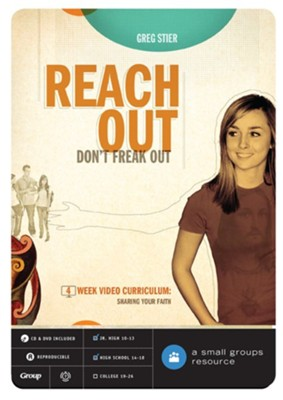Reach Out A, 4 Week DVD Curriculum on Sharing Your Faith  -     By: Greg Stier