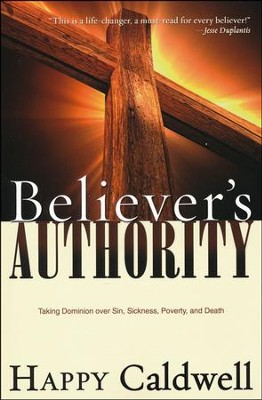 Believer's Authority   -     By: Happy Caldwell
