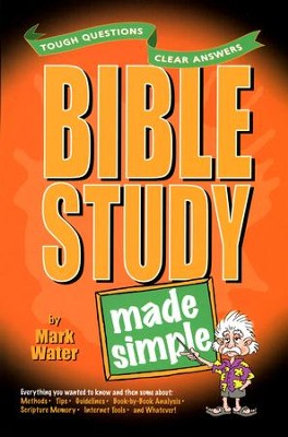 Bible Study Made Simple  -     By: Mark Water
