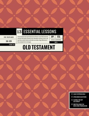 13 Essential Lessons from the Old Testament  -