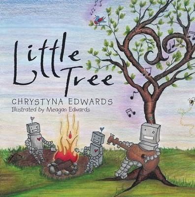 Little Tree - eBook  -     By: Chrystyna Edwards