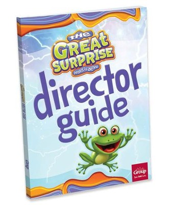 Director Guide (The Great Surprise)   -
